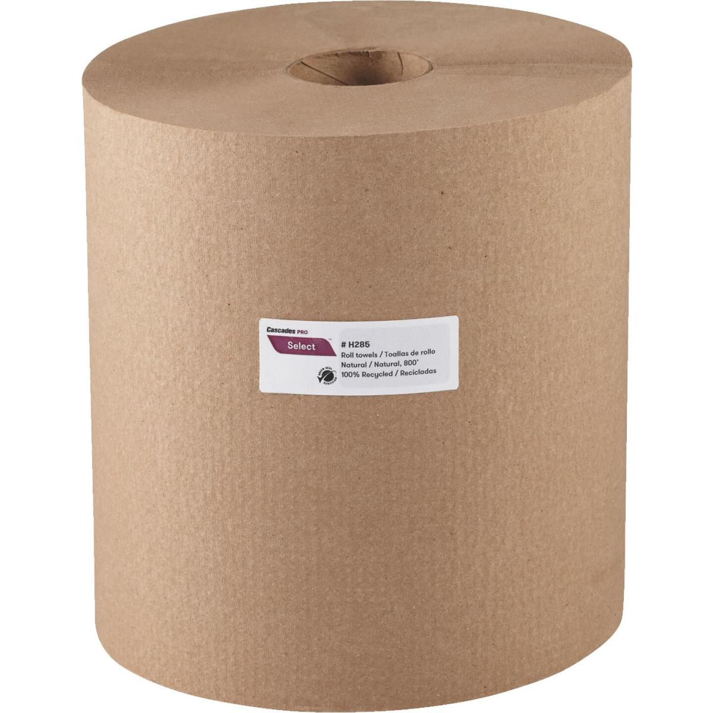 Cascades Pro Select Natural Hard Roll Towel (6 Count) Image 1